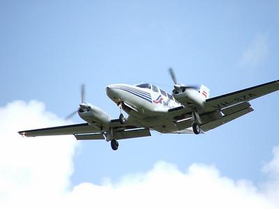 Skytrans Cessna-404 VH-SZA