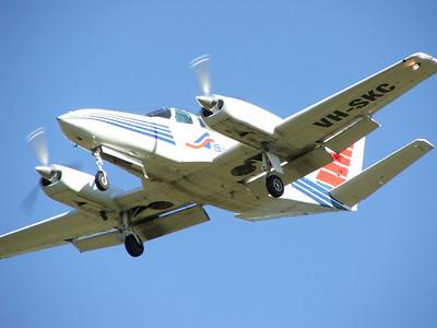 Skytrans Cessna-404 VH-SKC