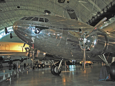 Smithsonian Air & Space Museum - Dulles Annex