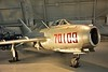 Mikoyan-Gurevich MiG-15 Nato codename FAGOT This MiG  is a Chinese Ji-2 modification<br /> <br /> Smithsonian Udvar- Hazy Center, Washington