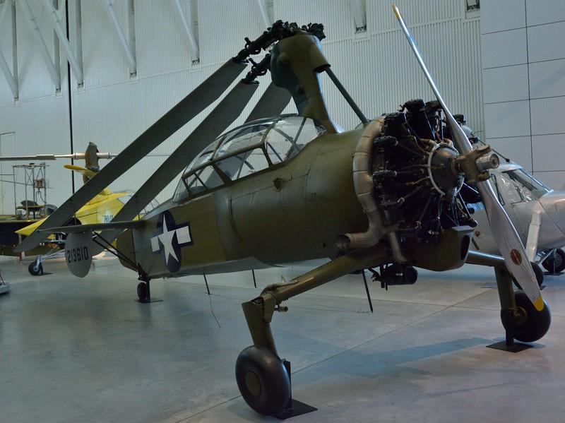 Kellett XO-60 Autogiro