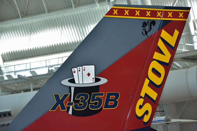 Lockheed Martin X-35B