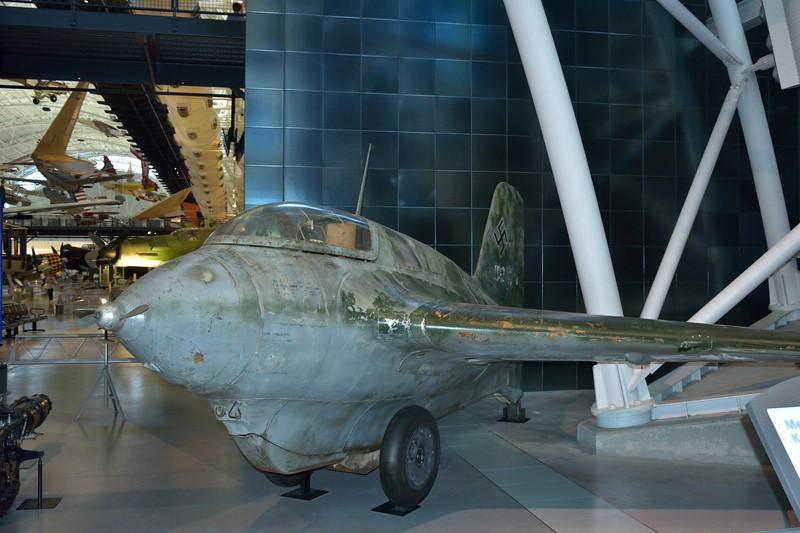 Messerschmitt ME-163 B-1a Komet