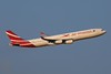 Air Mauritius A340 3B-NBE Heathrow 15th Feb 2015