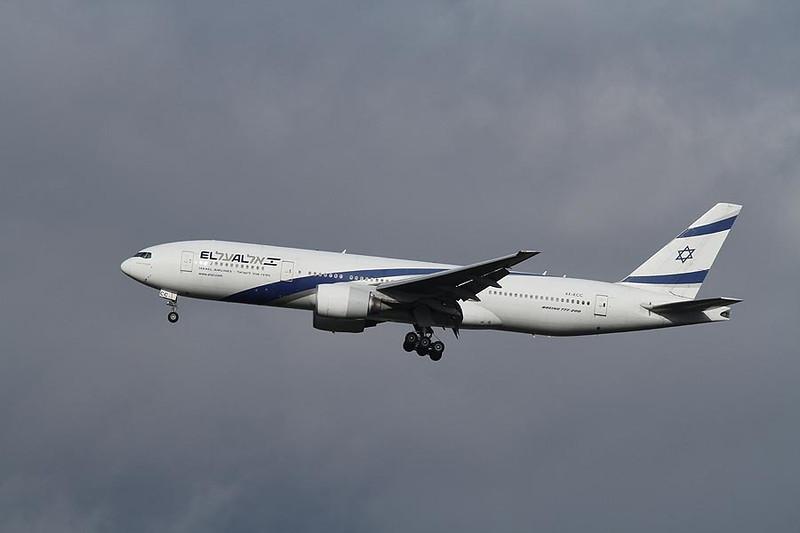 ELAL 777 4X-ECC Heathrow 29th Oct 2010