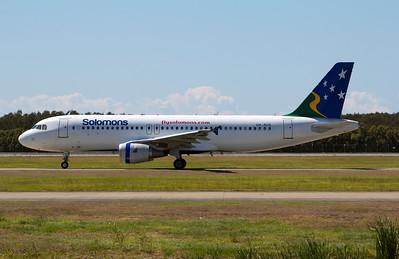 H4-BUS SOLOMONS A320
