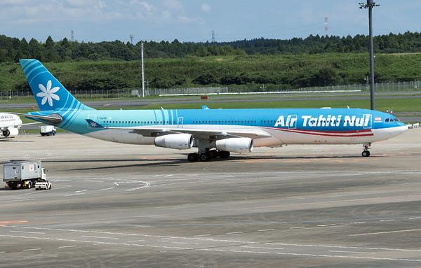 F-OJTN AIR TAHITI NUI A340-300