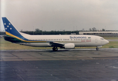 Solomon 737-400 H4-SOL