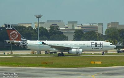 DQ-FJT FIJI AIRWAYS A330-200