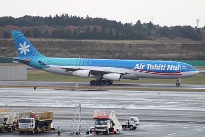 F-OSEA AIT TAHITI NUI A340-300