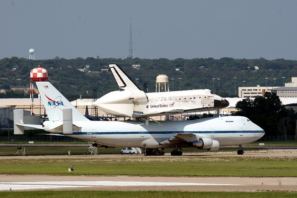 Fort Worth Space Shuttle 09-20-09