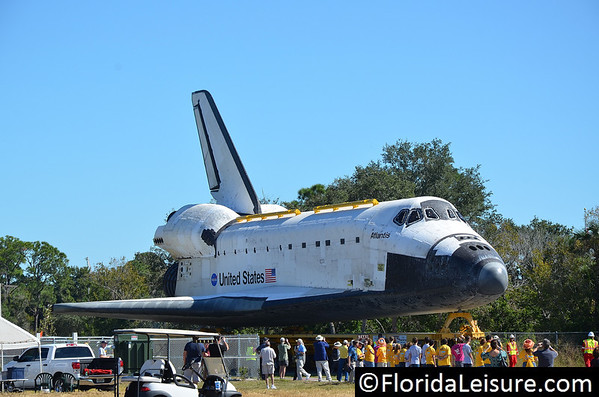 Space Shuttle Atlantis - Celebrate the Journey