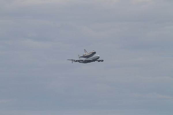 Space Shuttle Discovery 4/2012