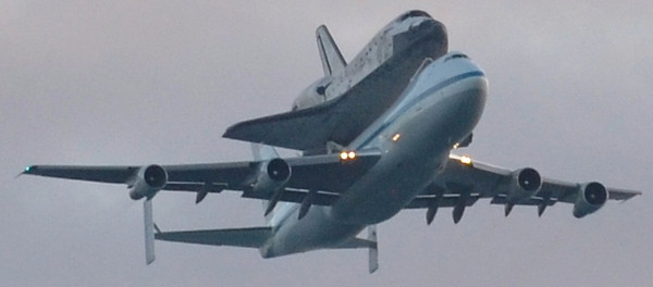 Space Shuttle Discovery Final Flight