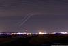 Phoenix Coyotes Boeing 727departs Republic Airport.