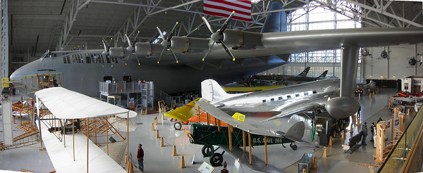 Spruce Goose Pano