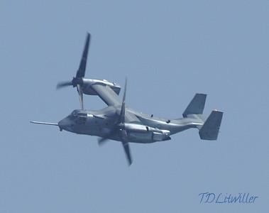 V-22 Osprey St. Petersburg Air Fest
