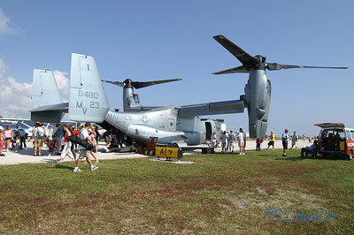 V-22 Osprey St. Petersburg Air Fest