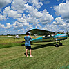 "NATIONAL AVIATION DAY<br /> <a href=""http://www.nationaldaycalendar.com/2016/08/18/august-19-2016-national-soft-ice-cream-day-national-aviation-day/"">http://www.nationaldaycalendar.com/2016/08/18/august-19-2016-national-soft-ice-cream-day-national-aviation-day/</a><br /> National Aviation Day is observed each year on August 19th.  This day is dedicated by Presidential Proclamation to those who helped pioneer aviation in the United States.<br /> <br /> <br /> Two American inventors and aviation pioneers, the Wright brothers are credited with inventing and building the world's first successful airplane and making the first controlled powered and sustained heavier-than-air human flight on December 17, 1903.<br /> <br /> HOW TO OBSERVE<br /> <br /> Use #NationalAviationDay to post on social media and spread the word.<br /> <br /> HISTORY<br /> <br /> Established in 1939 by President Franklin Delano Roosevelt, this holiday was issued a presidential proclamation designating the anniversary of Orville Wright's birthday to be National Aviation Day.  Born August 19, 1871, Orville Wright was still alive when the proclamation was issued and went on to live for nine more years until his death in 1948.<br /> <br /> Proclamation USC 36:I:A:1:118 allows the sitting United States President to proclaim August 19 as National Aviation Day each year.  If desired, the President's proclamation may direct all federal buildings and installations to fly the U.S. flag on that day and may encourage citizens to observe the day with activities that promote interest in aviation.<br /> <br /> There are over 1,200 national days. Don't miss a single one. Celebrate Every Day with National Day Calendar!"