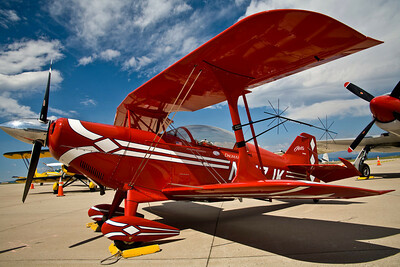 Pitts Special S-2C Aerobatic