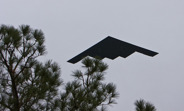 Stealth Over Kenan