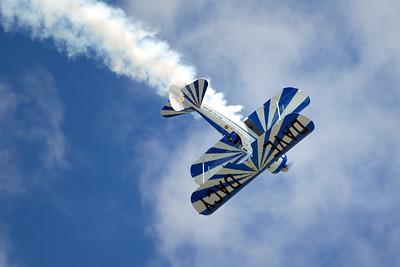Stearman Model 75 - Dave Dacy - Wings over Waukegan - Waukegan, Illinois - Photo Taken: September 8, 2012