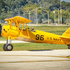 Stearman Model 75 N2S-3 - Northern Illinois Air Show - Waukegan, Illinois - Photo Taken: September 9, 2017
