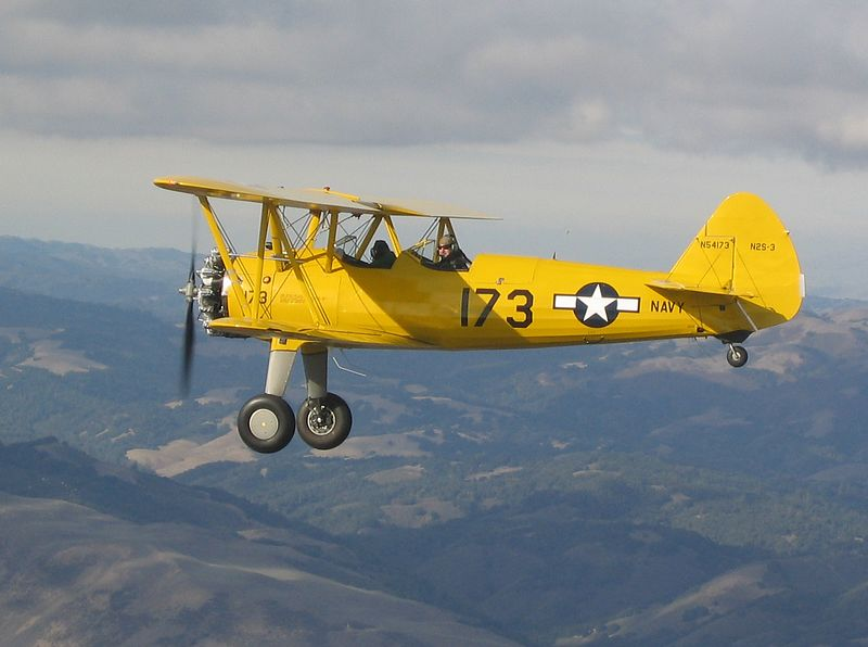 This shot was taken from a Piper Cherokee Archer flying along side, near Watsonville, California.