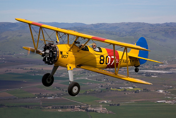 Stearman, Aviation, Airplanes