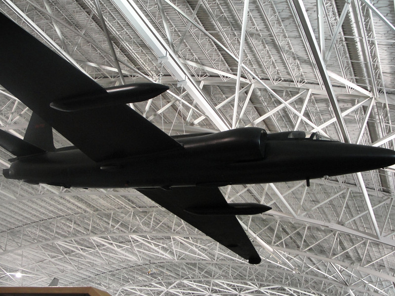 Who doesn't want a U-2 hanging from their ceiling?