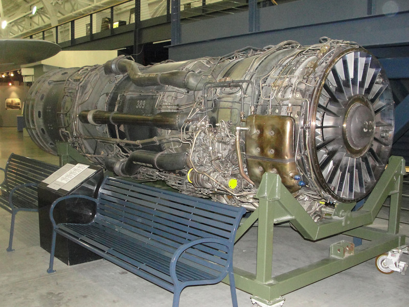 Pratt and Whitney J58