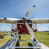Cessna 182 Skylane with M&T prop.