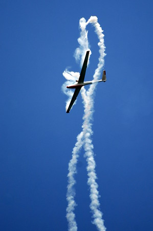 Super Salto Jet Sailplane - JT100 - Gary Air Show - Gary, Indiana - Photo Taken: July 7, 2012