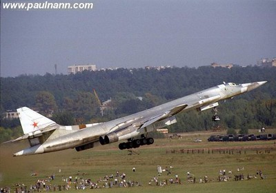 Tupolev Tu-144 (and Brothers)