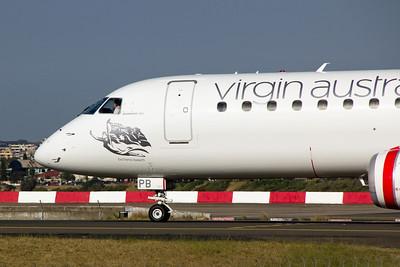 VH-ZPB Virgin Australia Embraer ERJ 190-100