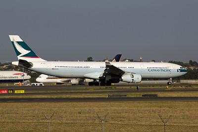 B-LAJ Cathay Pacific  Airbus A330-200