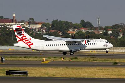 VH-FVY Virgin Australia ATR 72-600