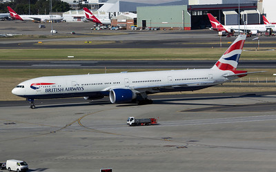 G-STBB BRITISH AIRWAYS B777-300