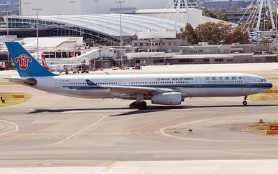 B-6087 CHINA SOUTHERN A330-300