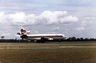 HS-TDG THAI AIRLINES DC-10-30