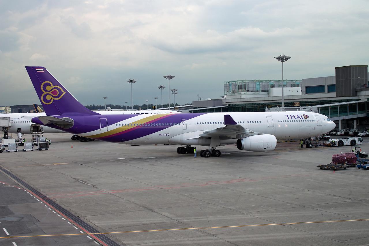 HS-TEQ THAI A330-300
