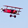 Fokker Tri-Plane (think Red Baron)