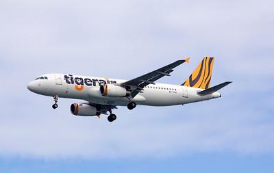 9V-TAV TIGER A320