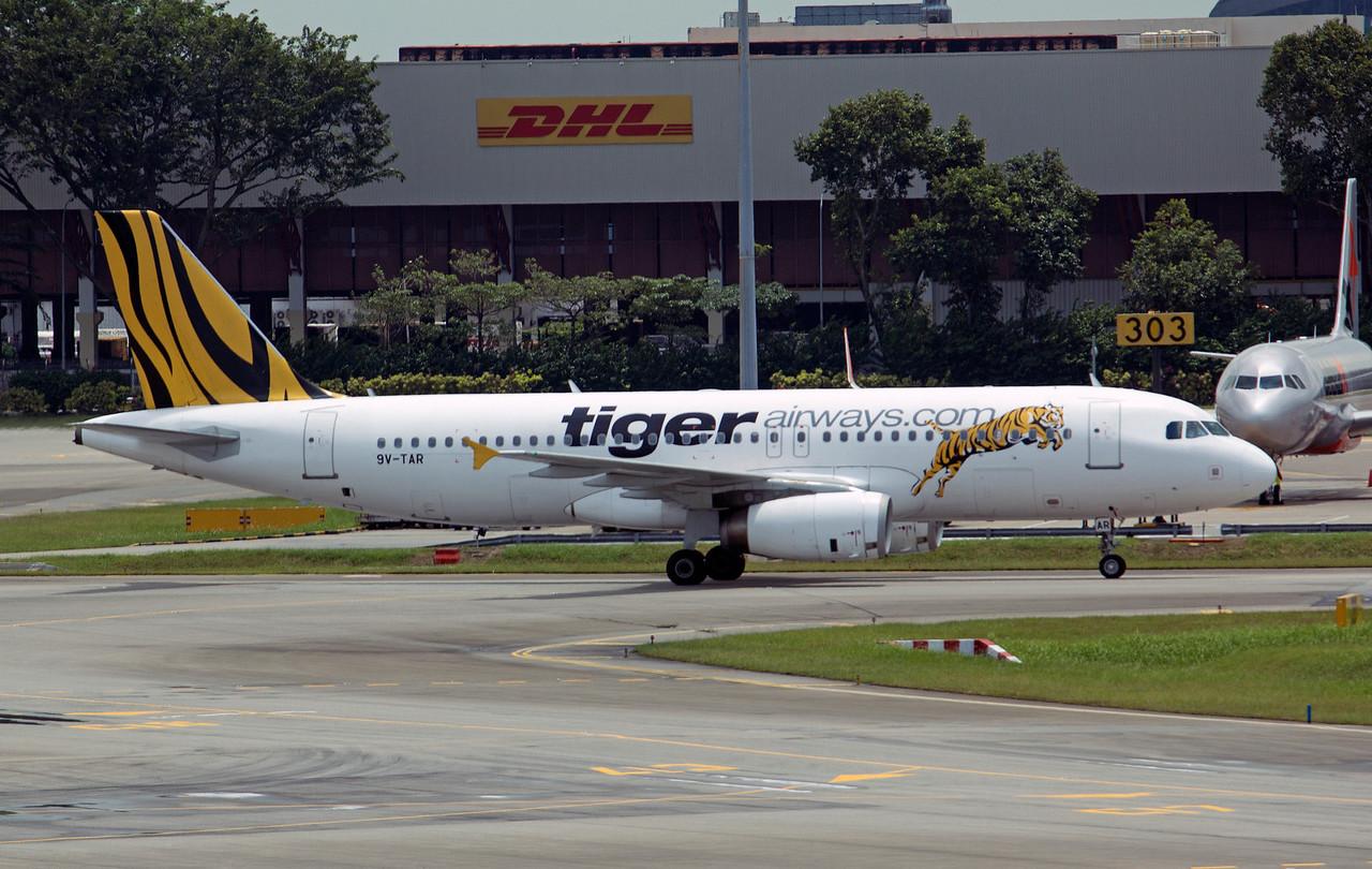 9V-TAR TIGER A320