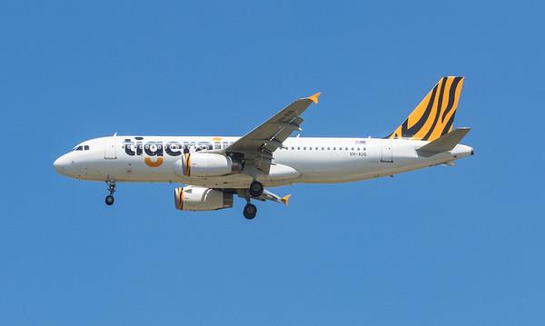 VH-XUG TIGER A320