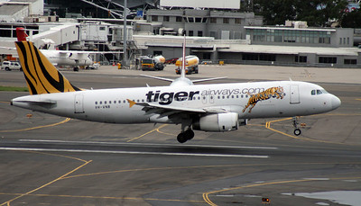 VH-VNB TIGER AIRWAYS A320