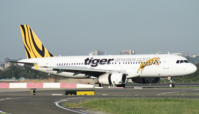 VH-VNH TIGER AIRWAYS A320