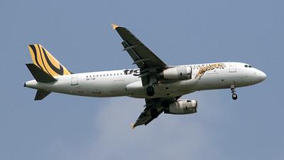 9V-TAF TIGER A320