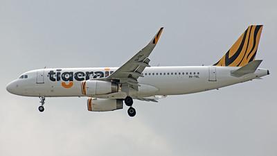 9V-TRL TIGERAIR A320