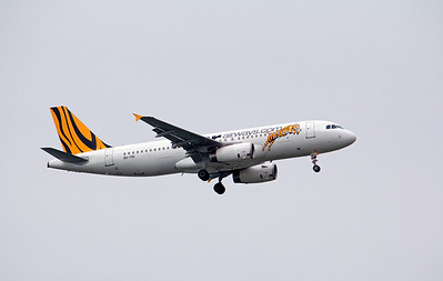 9V-TRI TIGER A320